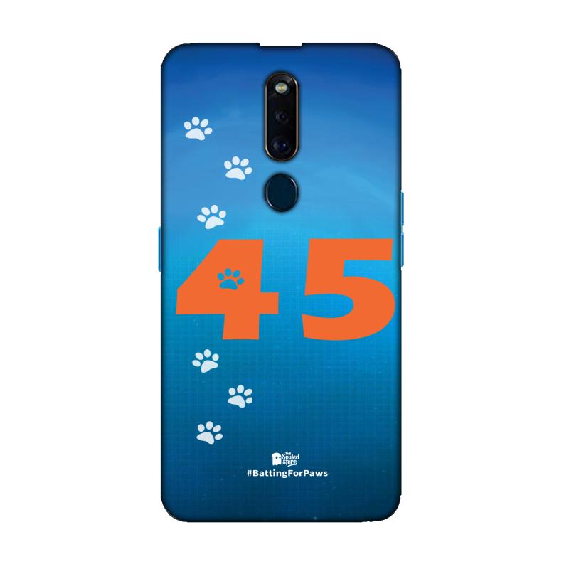 Rohit Sharma: 45 (Orange) Oppo F11 Pro   Rohit Sharma