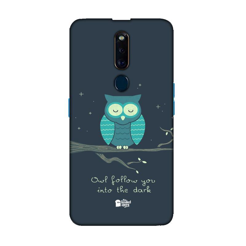 Romantic Owl Oppo F11 Pro   Hands Off My Dinosaur