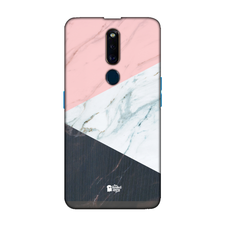 Textured Collage Oppo F11 Pro | The Souled Store