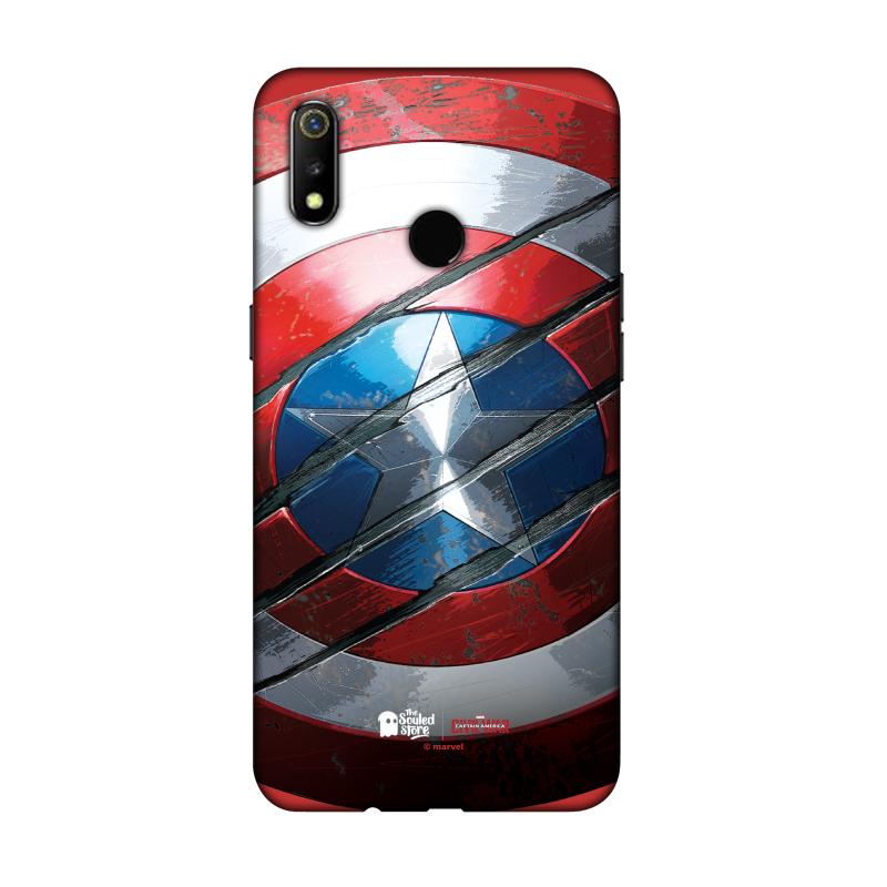 Captain America: Shield Oppo Realme 3   Marvel™