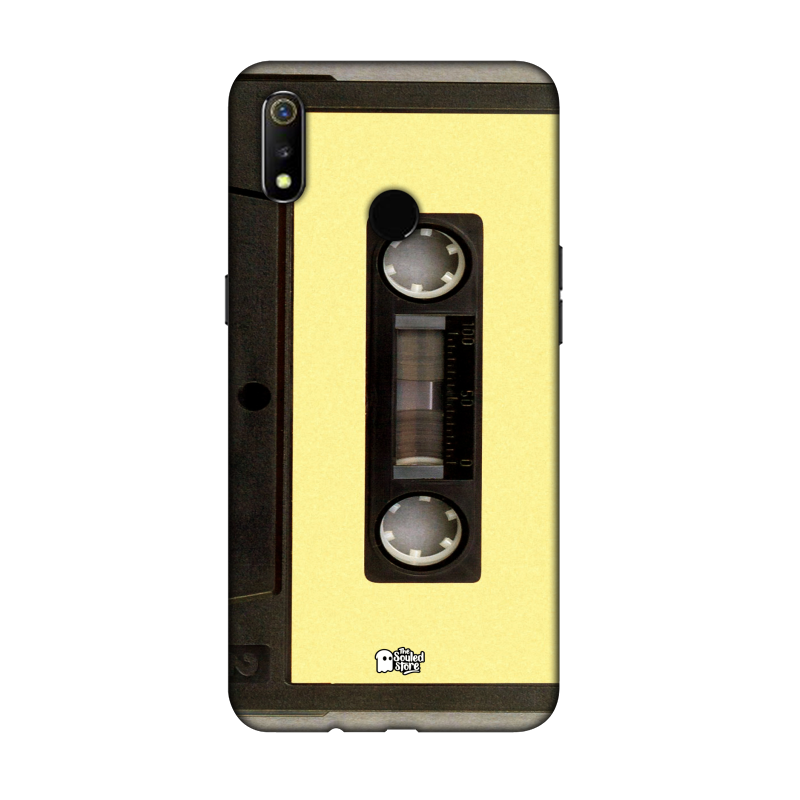 Vintage Cassette Oppo Realme 3   The Souled Store