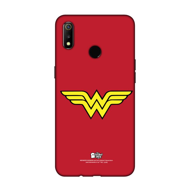 Wonder Woman: Logo Oppo Realme 3 | DC Comics™