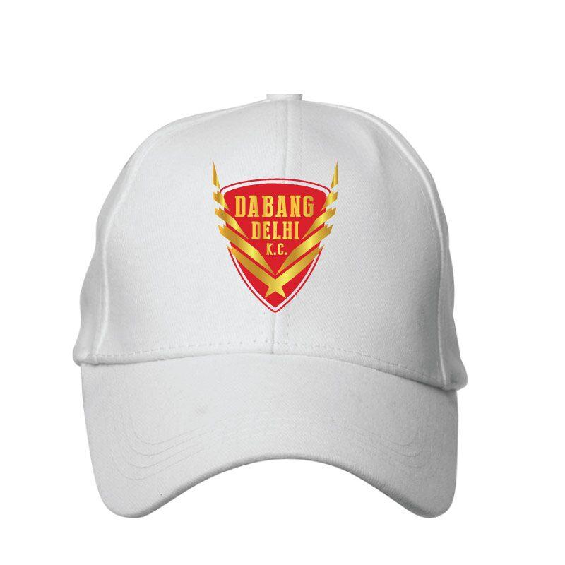 Dabang Delhi : Cap Official Merchandise | Dabang Delhi KC