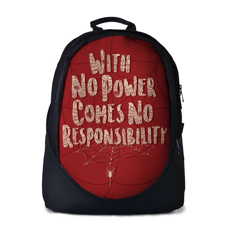 No Responsibility Backpacks | The Souled Store