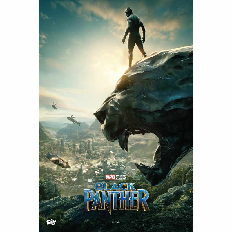 Black Panther: King Of Wakanda Posters | Marvel™