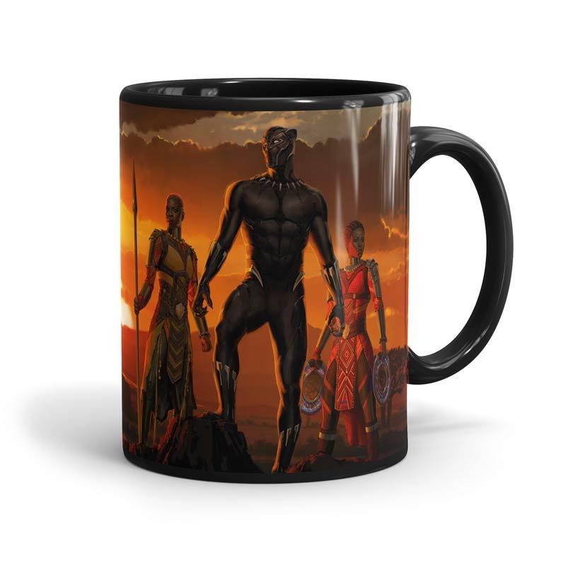 Black Panther: Warrior King Mugs   Marvel™