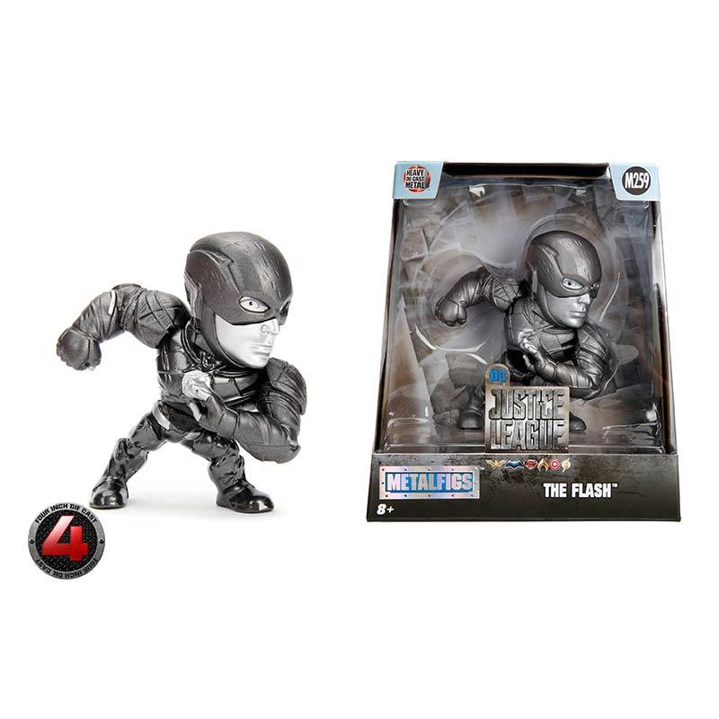 DC Comics: Flash 4 Inch (Monochrome Finish) Action Figure Action Figures   DC Comics™