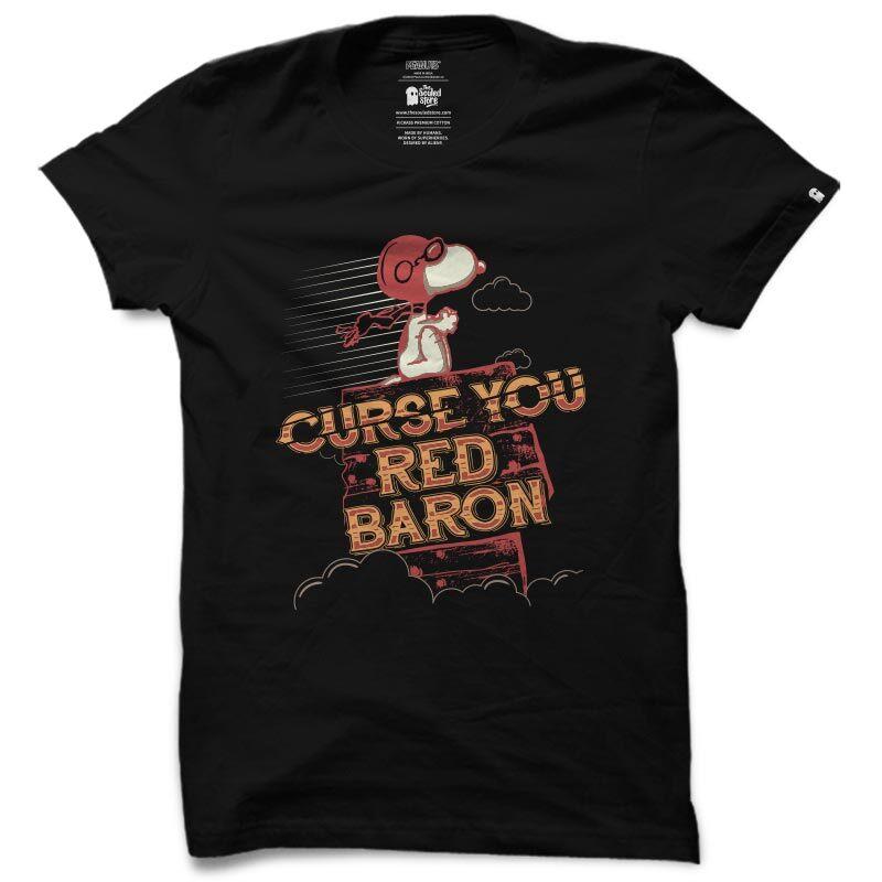 Peanuts: Red Baron T-Shirts | Peanuts™