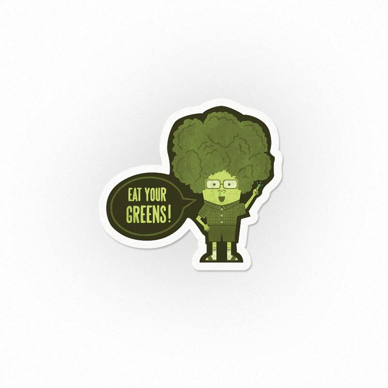 Healthy Advice Stickers | Hands Off My Dinosaur