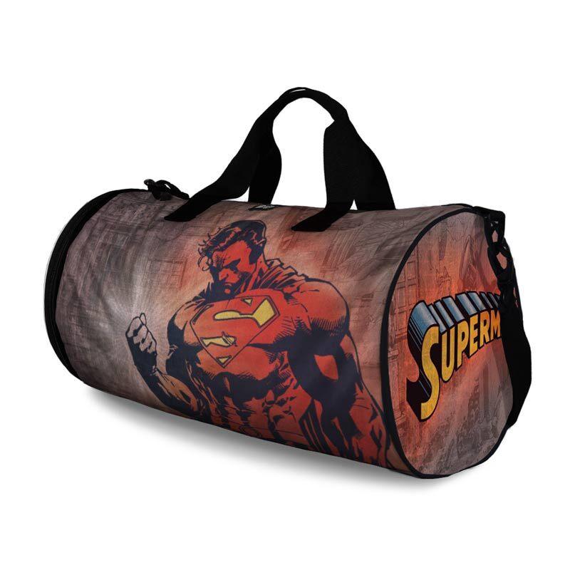 Superman: Man Of Steel Duffle Bags | DC Comics™