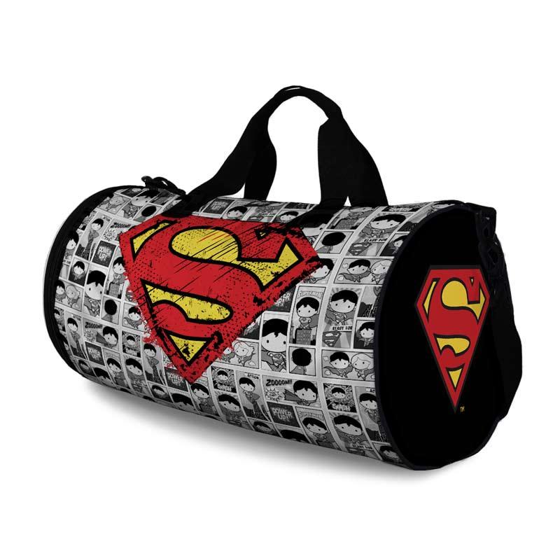 Superman: Logo Duffle Bags | DC Comics™