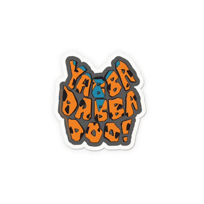 Flintstones: Yabba Dabba Doo Stickers   The Flintstones™