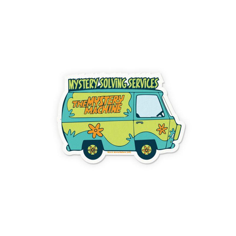 Scooby Doo: Mystery Machine Stickers   Scooby Doo™