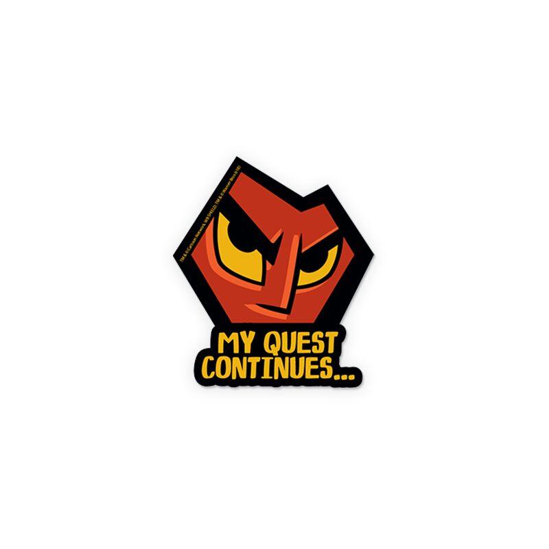 Samurai Jack: My Quest Stickers | Samurai Jack™