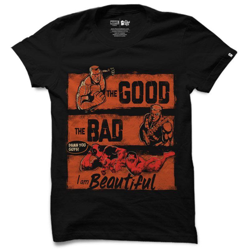 Deadpool: I Am Beautiful T-Shirts | Deadpool™