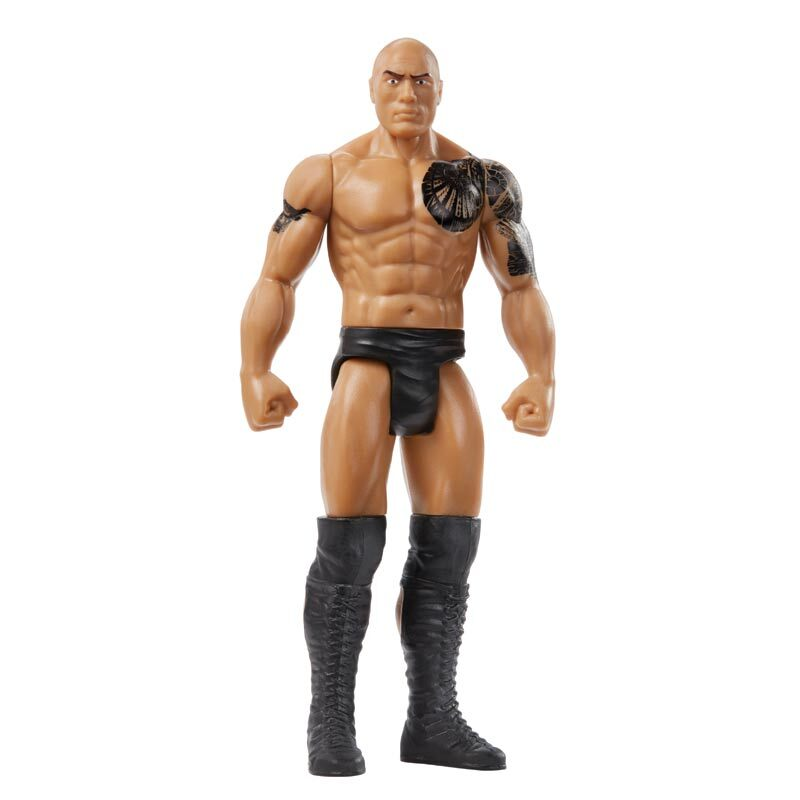 WWE: The Rock Action Figure Action Figures   WWE®