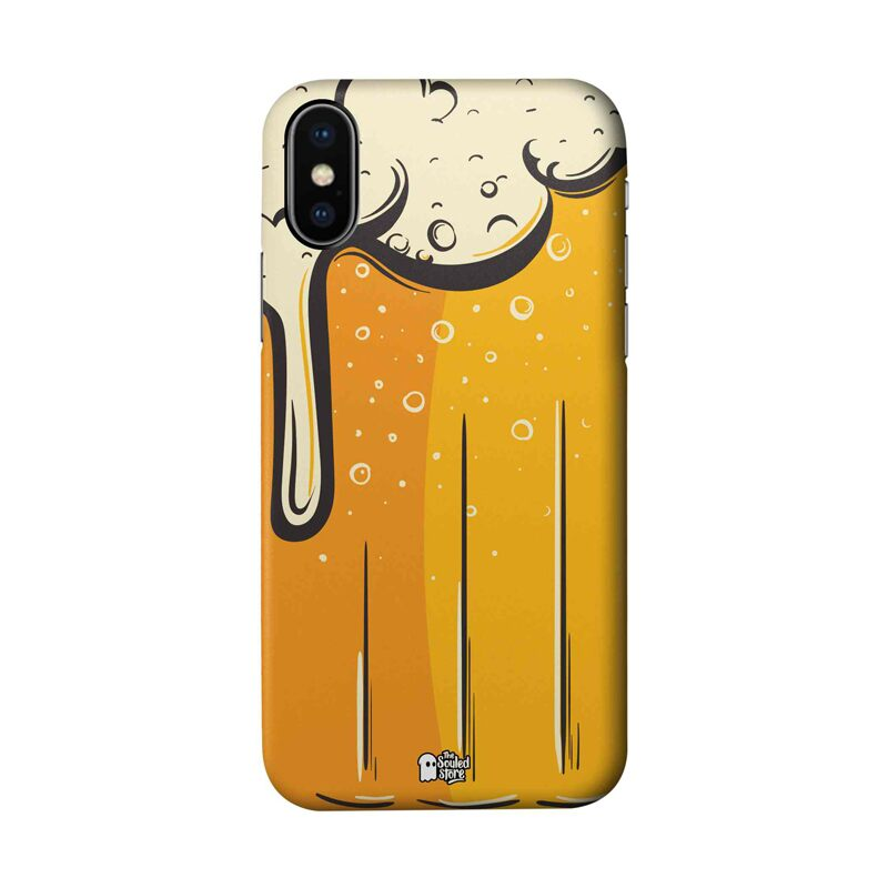 Beer Mug iPhone X | The Souled Store