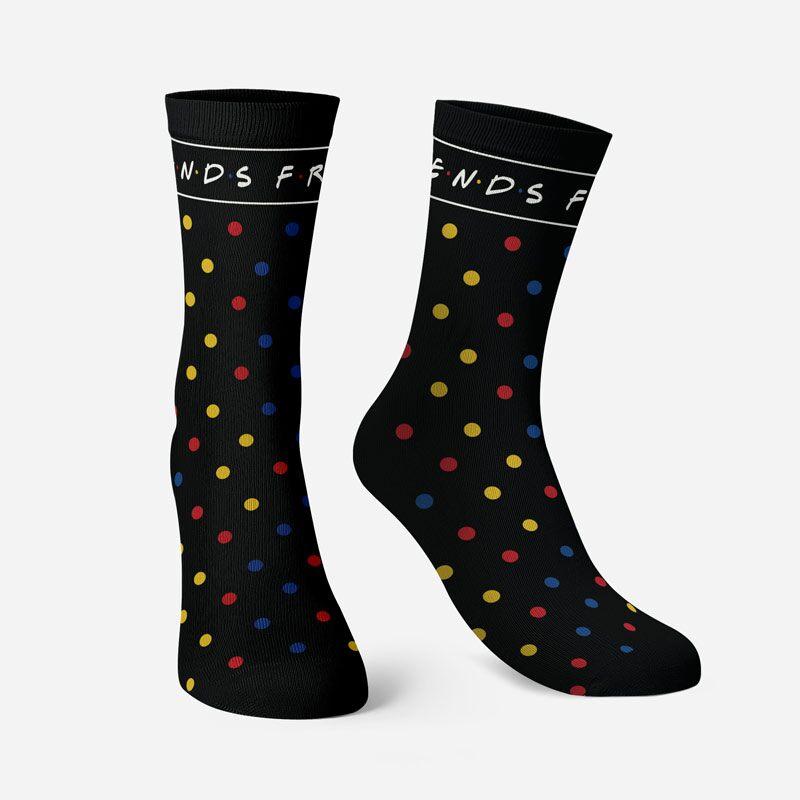 F.R.I.E.N.D.S: Pattern Socks | F.R.I.E.N.D.S™