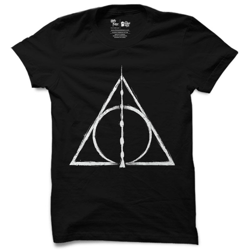 Harry Potter: Deathly Hallows T-Shirts | Harry Potter™