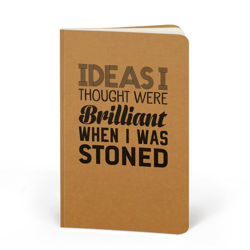Brilliant Ideas Notebooks | The Souled Store
