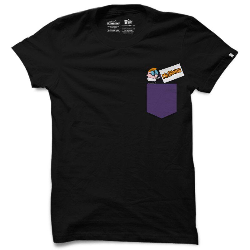 Dexter: Mr. Genius T-Shirts | Dexter