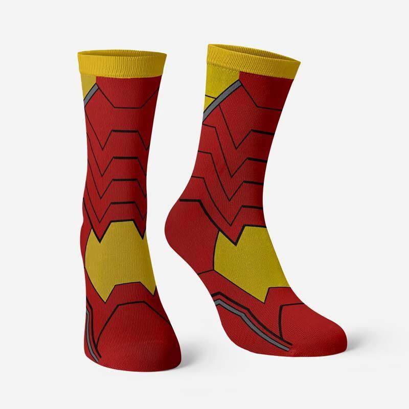 Iron Man: The Suit Socks | Marvel™