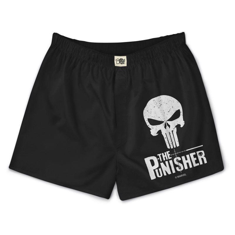 Punisher: Skull Boxers | Marvel™