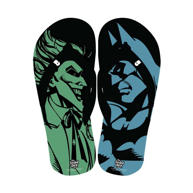 Batman v/s Joker Flip Flops | DC Comics™