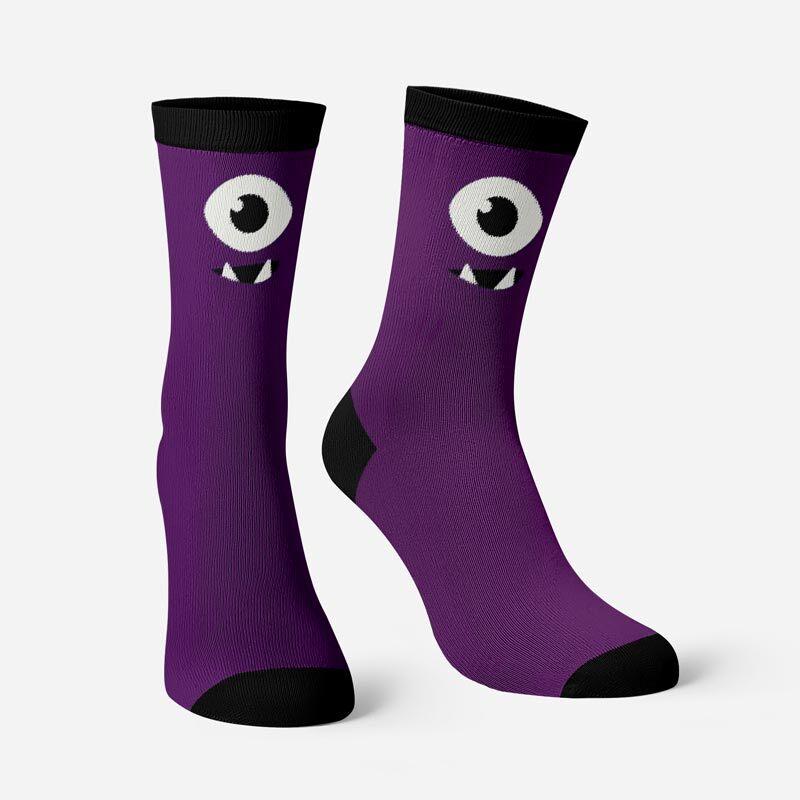 Monster Socks | The Souled Store
