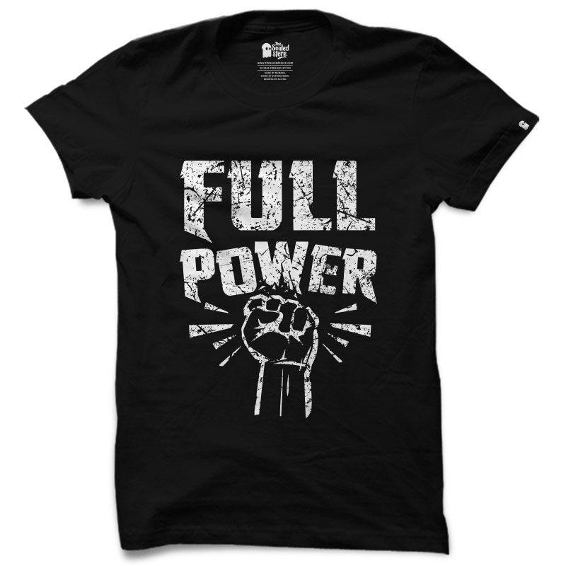 RJ Roshan: Full Power T-Shirts | RJ Roshan