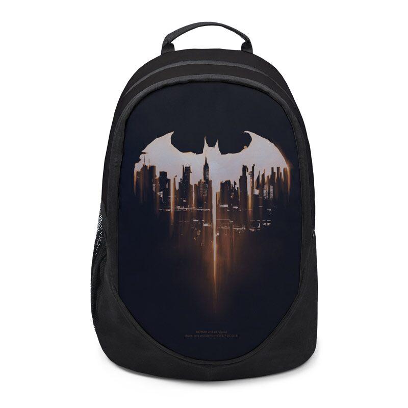 Batman: Logo Backpacks | DC Comics™