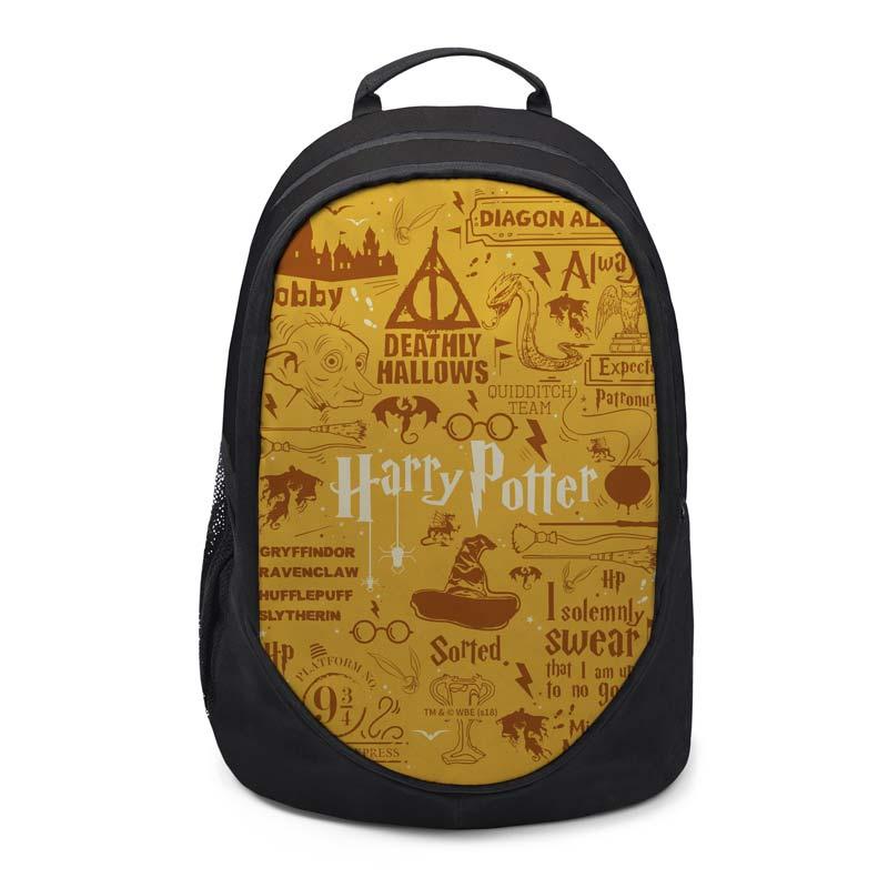 Harry Potter: Doodle Backpacks | Harry Potter™