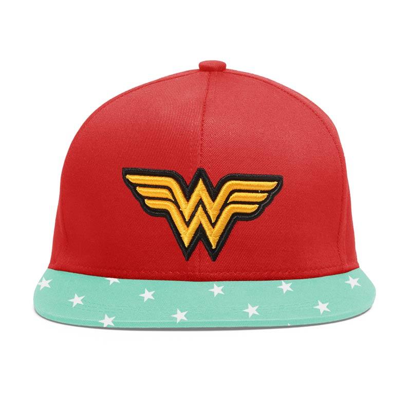 Wonder Woman: Logo Caps | DC Comics™