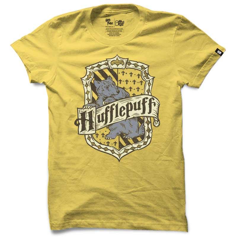 Harry Potter: Hufflepuff T-Shirts | Harry Potter™