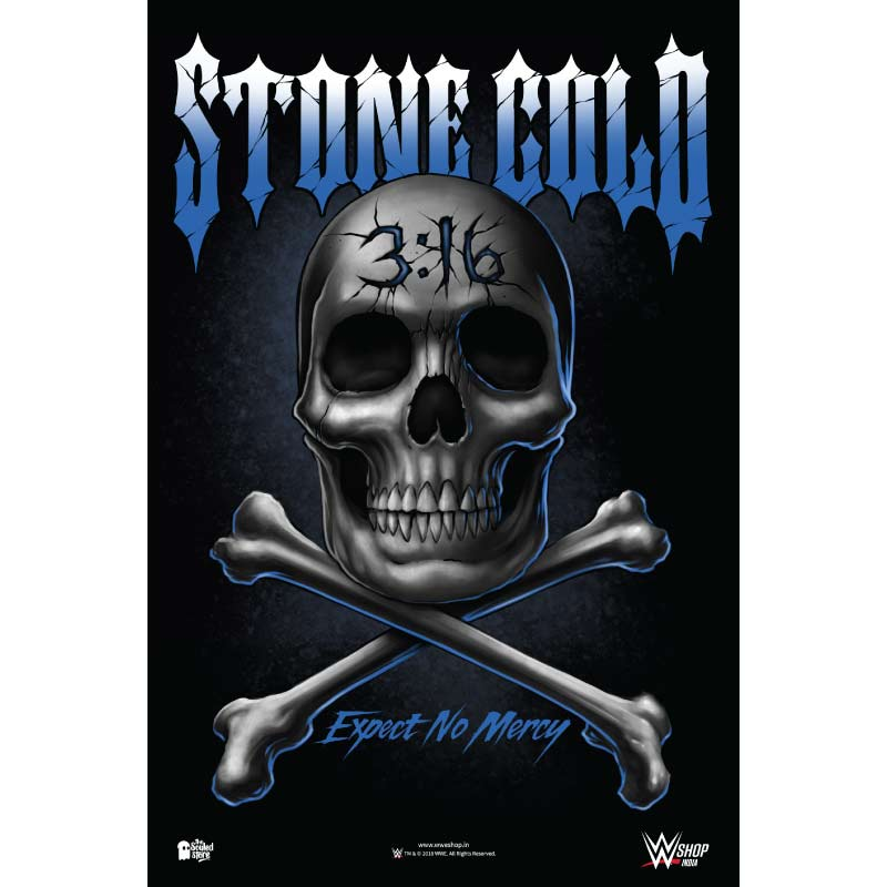 WWE: Stone Cold Expect No Mercy Posters | WWE®