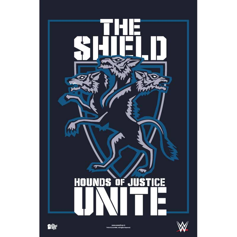 WWE: The Shield Hounds Of Justice Posters | WWE®