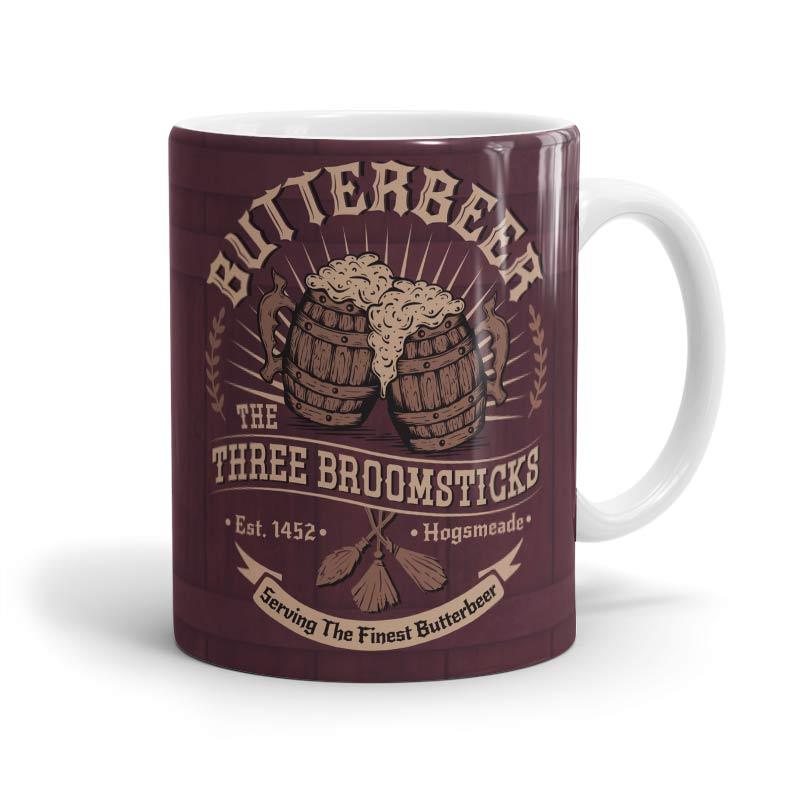 Harry Potter: Butterbeer Mugs | Harry Potter™