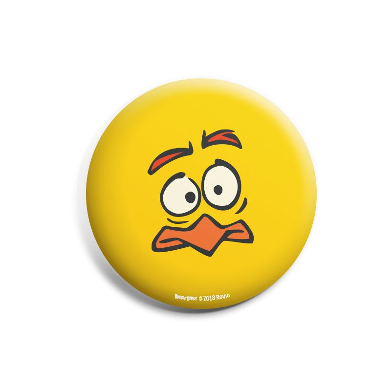 Angry Birds: Chuck Badges | Angry Birds