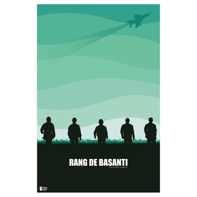 IFP: Rang De Basanti Posters | India Film Project