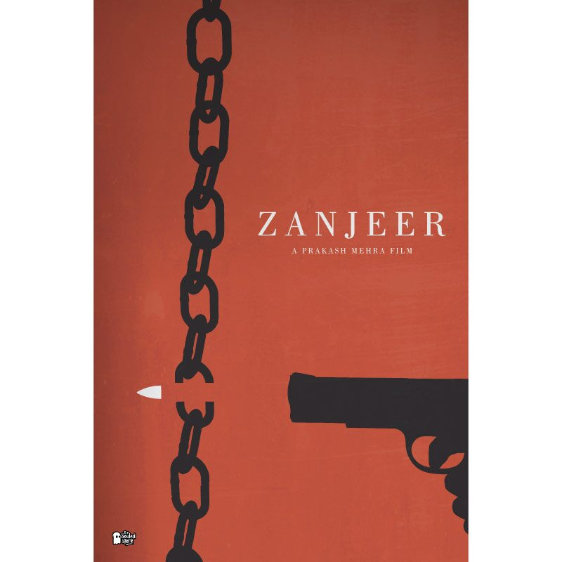 IFP: Zanjeer Posters | India Film Project