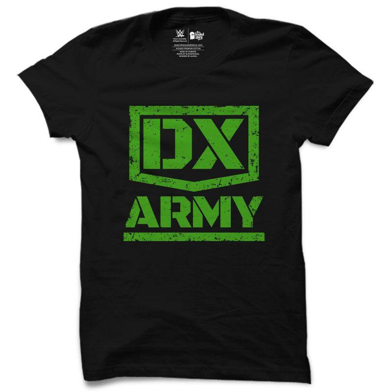 WWE: DX Army Bargains   WWE®
