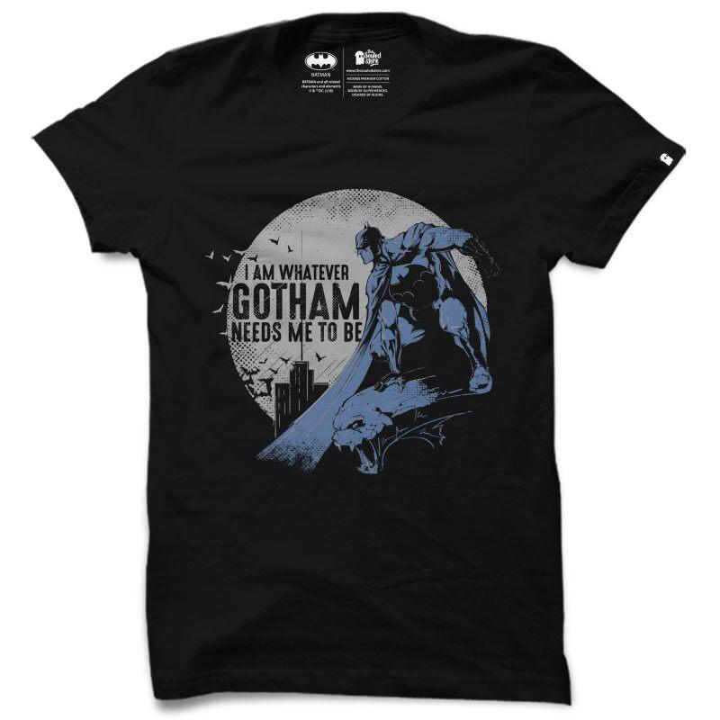 Batman: Gotham Needs Me T-Shirts | DC Comics™