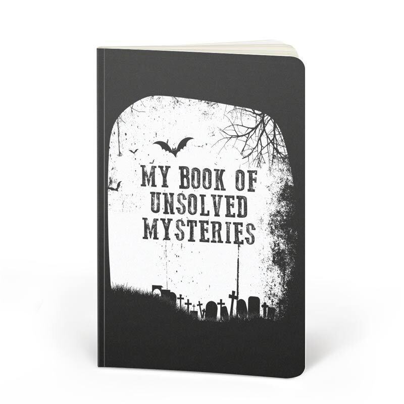Scooby Doo: Unsolved Mysteries Notebooks | Scooby Doo™