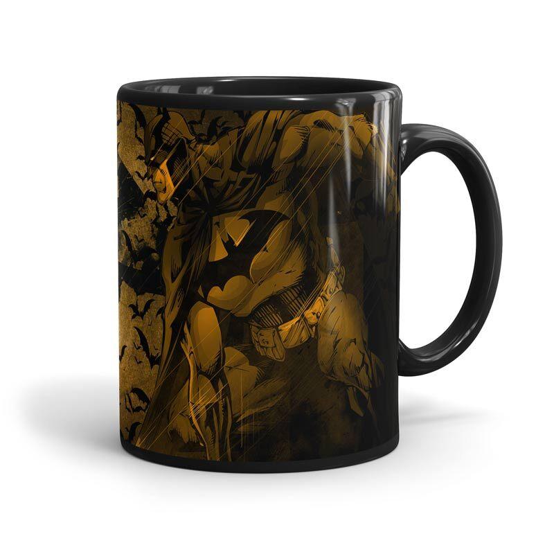 Batman: Logo Mugs | DC Comics™