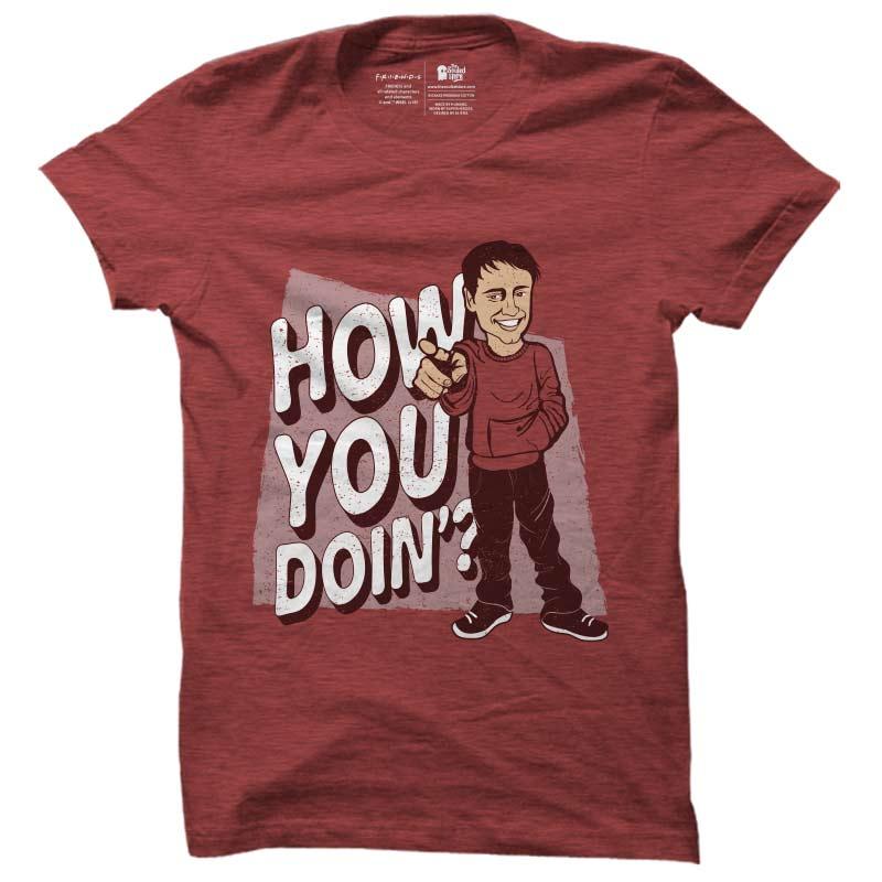 F.R.I.E.N.D.S: How You Doin? (New) T-Shirts | F.R.I.E.N.D.S™