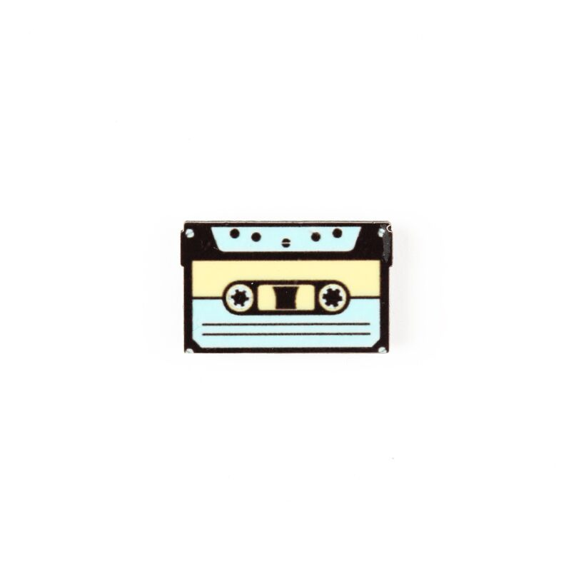 Cassette Pins   The Souled Store