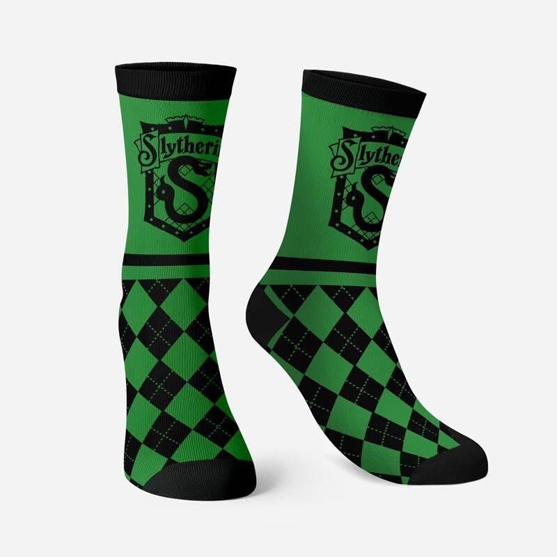 Harry Potter: Slytherin Sigil Socks   Harry Potter™