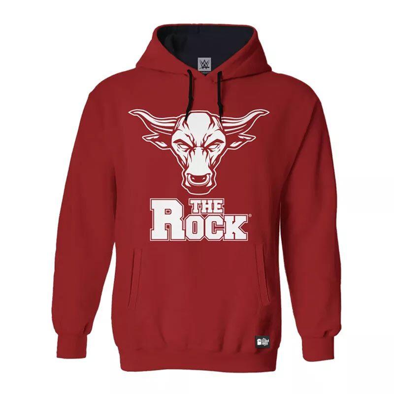 WWE: The Rock Hoodies | WWE®