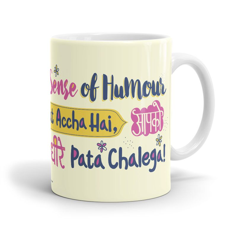 Queen: Mera Sense Of Humour Mugs | Queen