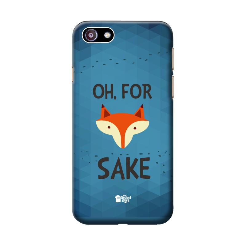 Fox Sake Oppo Realme 1 | The Souled Store